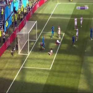 Navas Double Save vs Brazil