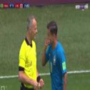 Neymar Lovely Skill - Brazil 0-0 Costa Rica