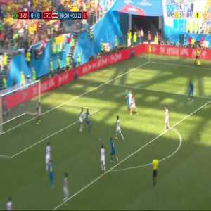 Philippe Coutinho goal (Brazil [1]-0 Costa Rica) 90'