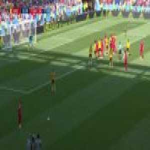 Belgium 2:[1] Tunisia - Dylan Bronn