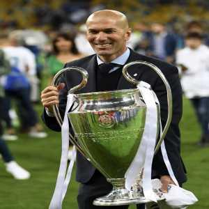Happy 46th birthday to Zinedine Zidane!