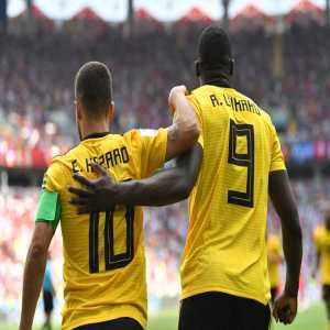 Lukaku, Hazard and Mertens all injury doubts for Belgium's game against England