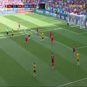 R. Lukaku goal (Belgium [3]-1 Tunisia) 48'