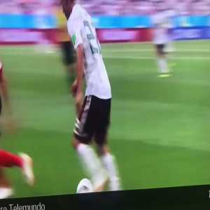 Telemundo announcer whimpering on Mexico goal miss