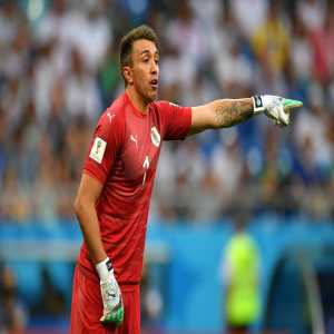 After today's World Cup results, Fernando Muslera becomes the sole goalkeeper who's played 3 games and hasn't yet conceded a goal in the tournament