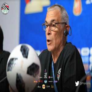 Hector Cuper leaves Egypt's national team