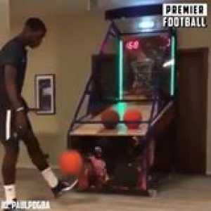 Paul Pogba is a baller 🔥
