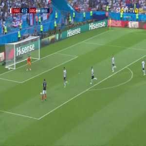 Giroud miss in-front of goal vs Argentina