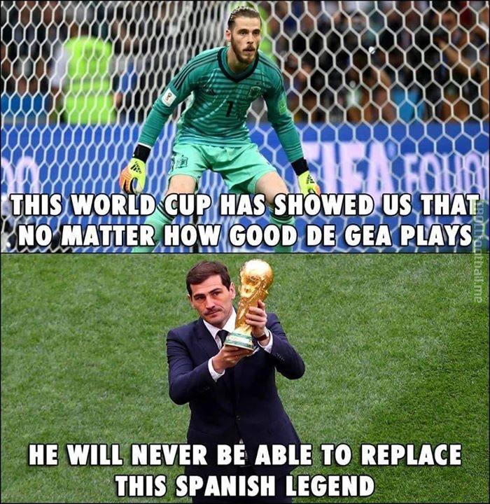 Casillas - The Spanish Hero 🇪🇸