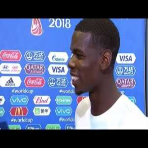 """Paul Pogba: """"Messi is the best player in the world"""""""