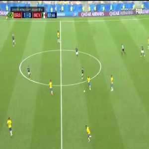 Brazil 2-0 Mexico - Firmino 88' [2018 World Cup]