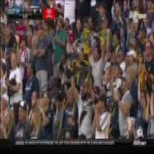 Los Angeles Galaxy 1-0 DC United - Zlatan Ibrahimovic 5'