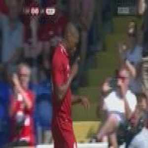 Chester 0-4 Liverpool - Daniel Sturridge 54'