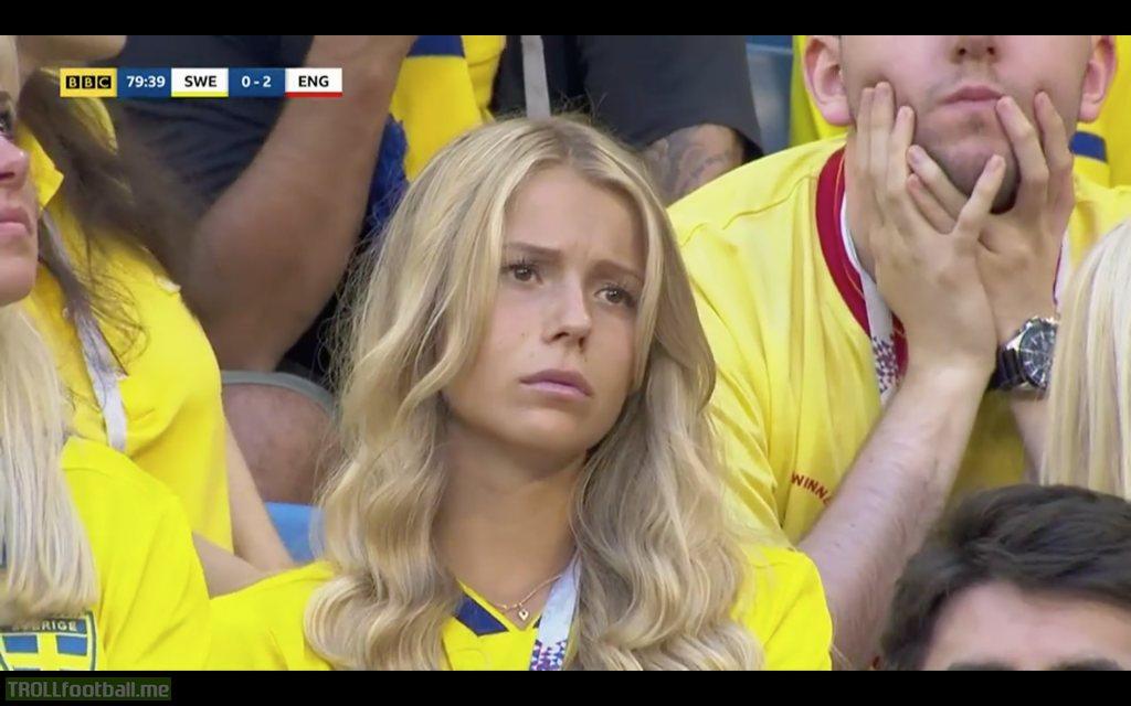 Sad Swede