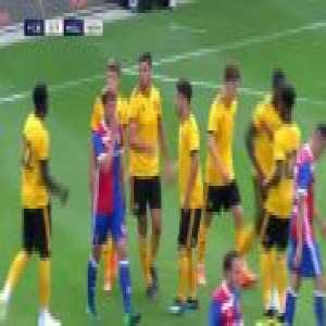 FC Basel 1-1 Wolves - Rafa Mir 17' [Uhrencup 2018]