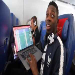 Ousmane Dembele plays as Winchester FC on Football Manager