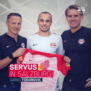 RB Salzburg sign right-back Darko Todorovic on a 5 year contract