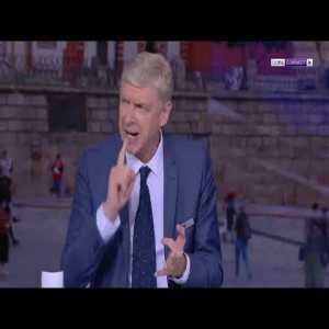 Wenger explains what's so special about Kane