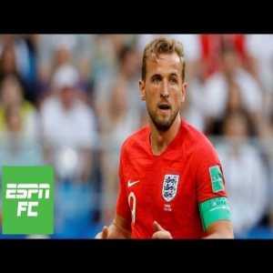 ESPN FC: England vs. Croatia - Why Harry Kane has been 'disappointing' so far