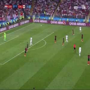 Harry Kane Disallowed Goal
