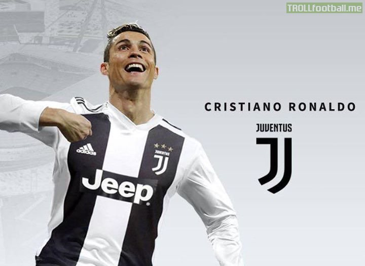 Juventus is now valued at €730m. Their stock market jumped over 16% in the last 20 minutes.   The Cristiano Ronaldo effect.🔥