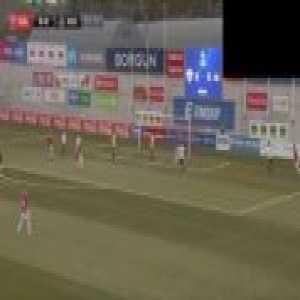Valur 1-0 Rosenborg - Eidur Sigurbjornsson 84'