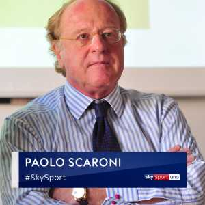 Breaking: Paolo Scaroni will become the new AC Milan president.