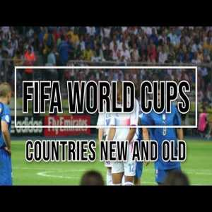FIFA World Cups and the Births and Deaths of Countries
