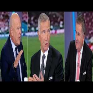 """Graeme Souness : """"The make up of the team was all wrong tonight, atleast when you face 'decent' teams"""""""