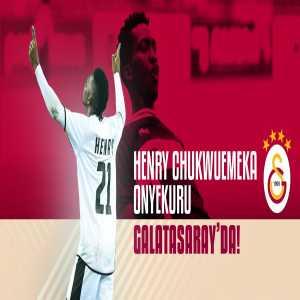Official: Henry Onyekuru joins Galatasaray SK on loan from Everton FC