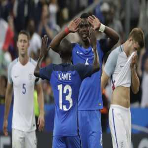 Opta - France 🇫🇷 have never lost a game with N'Golo Kante & Paul Pogba both in the starting 11 (W14 D4).