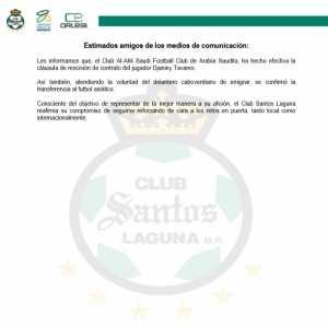 Djaniny (2018 Clausura top scorer) joins Al Ahli (KSA)