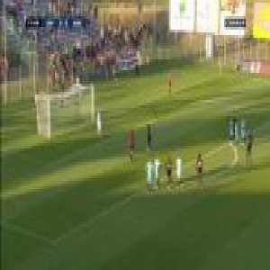 Marseille 0-1 Saint-Etienne - Arnaud Nordin penalty 73'