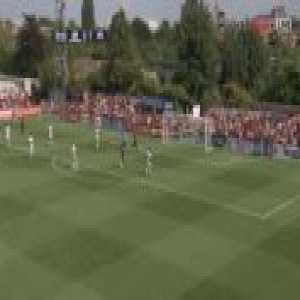 Boreham Wood 0-8 Arsenal - Henrik Mkhitaryan 80'