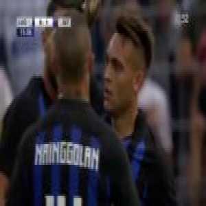 FC Lugano 0-[1] Inter - Lautaro Martinez