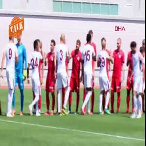Galatasaray vs FC Wil - Highlights & Goals - Freindly Game