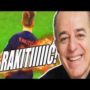 The best video on Croatian commentator Drago Cosic ft. Ivan Rakitic