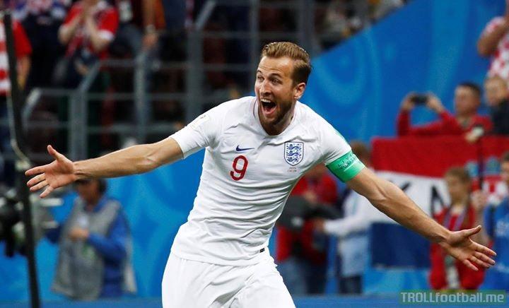 Congratulations Harry Kane 🎉  2018 FIFA World Cup Golden Boot winner 👏