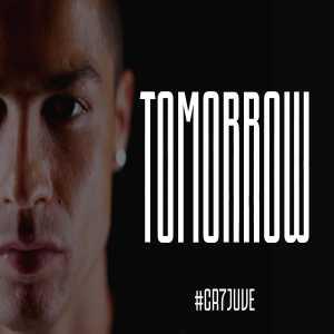 Cristiano Ronaldo will be presented as a Juventus player Tomorrow