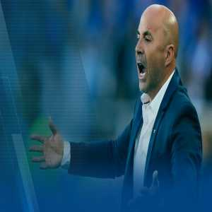 Jorge Sampaoli is oficially no longer Argentina's coach.