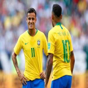 Most chances created for a specific teammate at the 2018 WC: 9 - Neymar to Coutinho , 7 - Kieran Trippier to Harry Maguire , 6 - Kevin De Bruyne to Eden Hazard