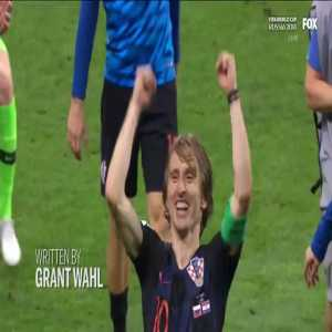 Tribute to Modric and his humble beginnings