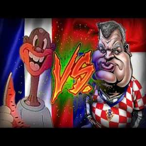 France VS Croatia | Celebrations