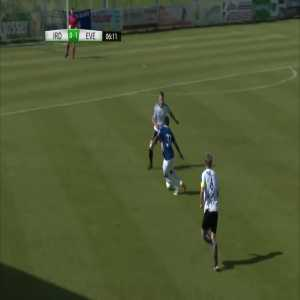 Everton's second goal against that amateur side came from a cynical dive