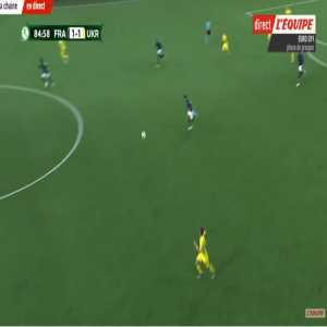 France U19 1-[2] Ukraine U19 - Sergiy Buletsa 86'
