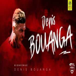 Official : Nîmes Olympique sign Gabonese winger Denis Bouanga from FC Lorient