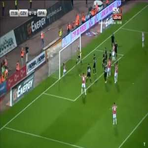 Red Star Belgrade 1-0 Spartaks [1-0 on agg.] - El Fardou Ben Nabouhane 78'