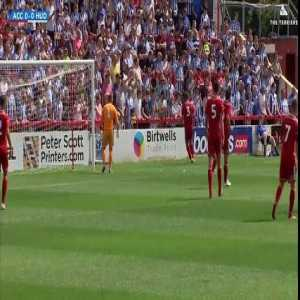 Accrington Stanley vs Huddersfield Town - Highlights & Goals - Freindly Game