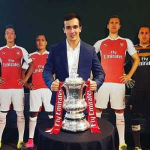 """Chris Wheatley on Twitter: """"Hearing whispers that Lazio could replace Sevilla as Arsenal's pre-season opponents in Stockholm on August 4."""""""