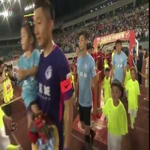 Dalian YiFang vs Hebei CFFC - Highlights & Goals - Chine Lig 2018